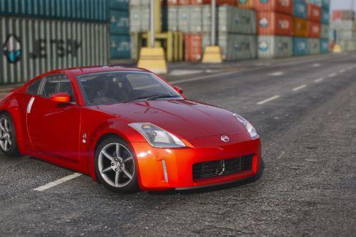 Nissan Fairlady Z Z33 [Add-On | Tuning | RHD]