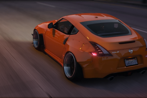 "Nissan 370z ""Pandem"" [Add-On / Replace]"