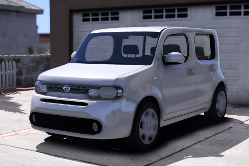 Nissan Cube 2010 [Add-On]