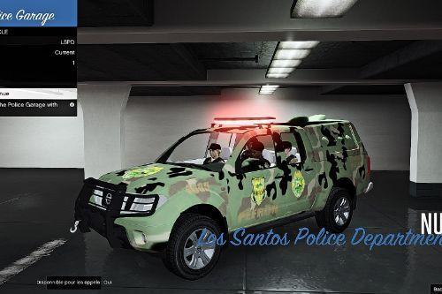 Nissan Frontier PEFRON PMPR