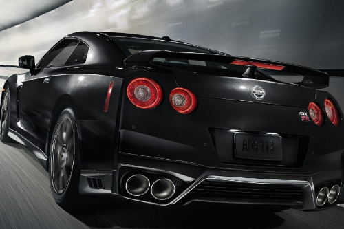 Nissan GT-R R35 Sound [Add-On Sound]