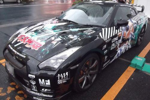 09' Nissan GTR (R35)Busou Shinki