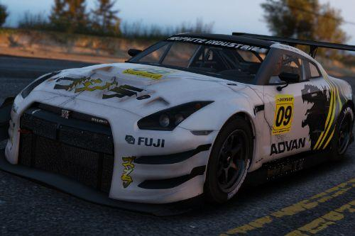Nissan GTR - GT3 [Add-On]