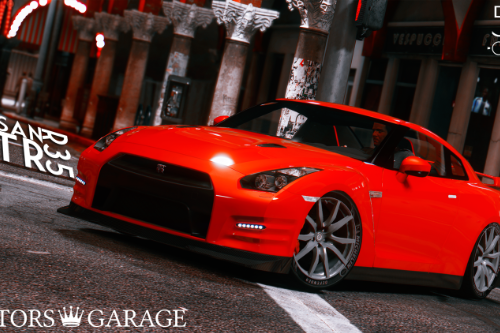Nissan GTR R35 [Add-On / Replace]