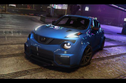 Nissan Juke R [Add-On]