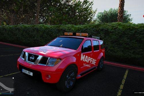 Nissan Pathfinder Mapfre of Spain/España[FiveM-ADD-ON]