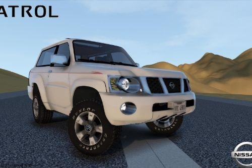 Nissan Patrol Safari VTC Y61 4800 2016 SWB  [Add-On | Replace | Livery | Extras | Template| Tuning | Dirt]