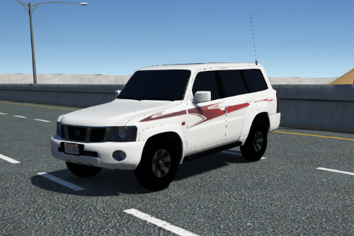 Nissan Patrol Super Safari VTC  [ Replace |