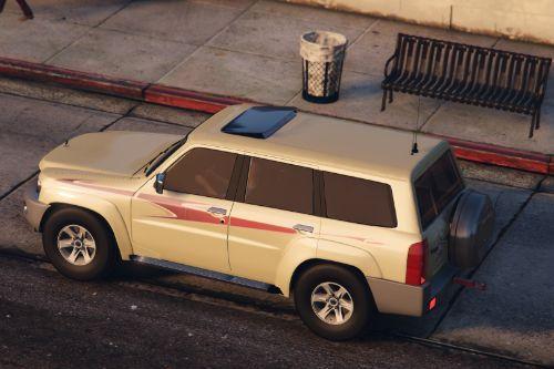 Nissan Patrol VTC 2016 [Replace / FiveM]