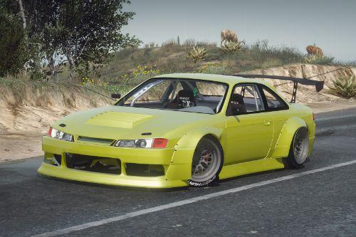 Nissan S14 Drift [Add-On / FiveM]