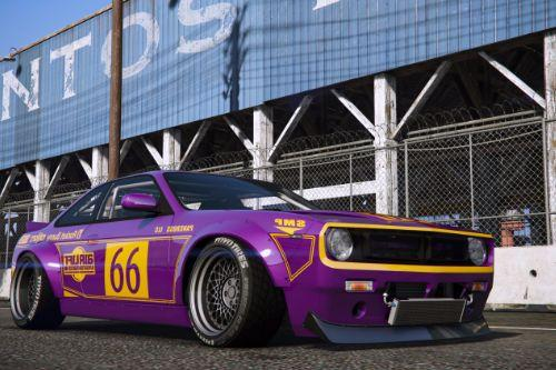Nissan Silvia Rocket Bunny V2 Boss(S14)|Add-on