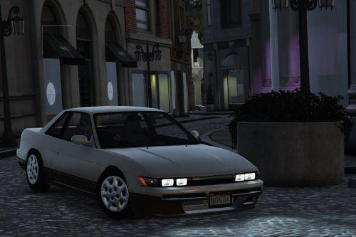 Nissan Silvia S13 [Add-On | RHD]