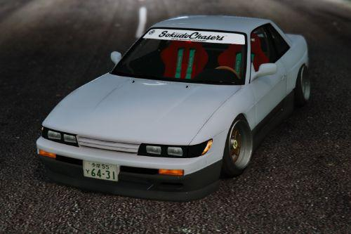 Nissan Silvia S13 Improved Handling