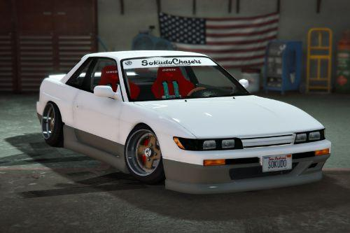 Nissan Silvia S13 Stance [Add-On / Replace]
