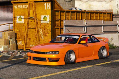 Nissan Silvia S14 Kouki BN Sports [Replace]