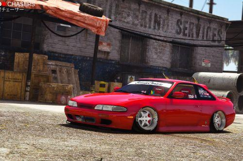 Nissan Silvia S14 Zenki Stance [Replace | Tuning]