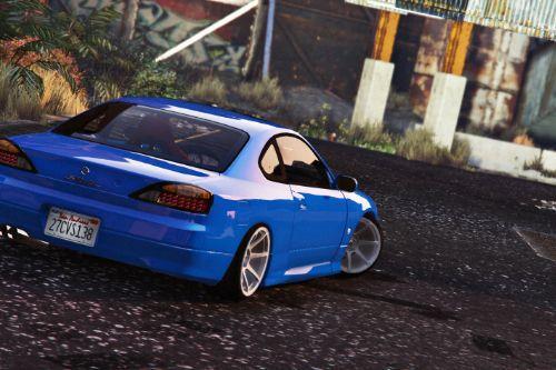 Nissan Silvia S15 [Add-On / Replace | Tuning]