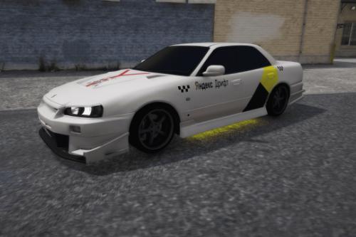 Nissan Skyline ER34 || Yandex drift paintjob