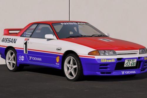 [Nissan Skyline GT-R(BNR32)]Bathurst Winner livery