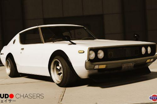 Nissan Skyline GT-R C110 [Add-On / Replace]