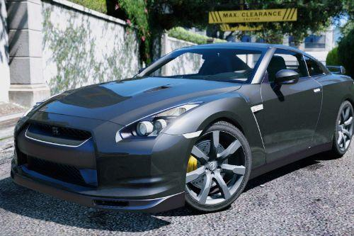 Nissan GT-R R35 [Tuning]