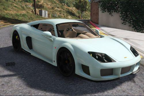Noble M600 2010 [Add-On / Replace]