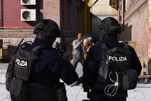 NOCS Polizia - NPC