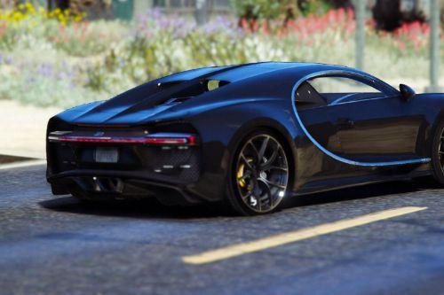 [NON ELS] 2016 Bugatti Chiron