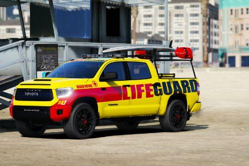 2019 Toyota Tundra Life Guard [Add-On]