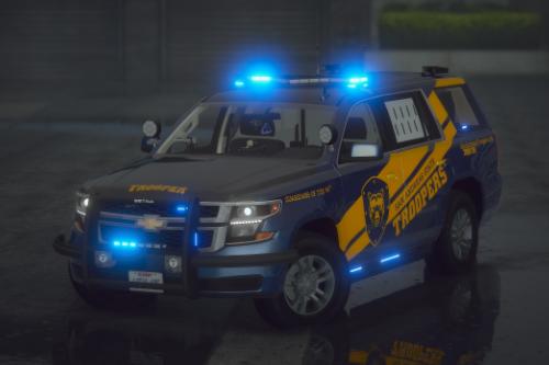 2020 Chevrolet Tahoe B&B [Replace / FiveM]