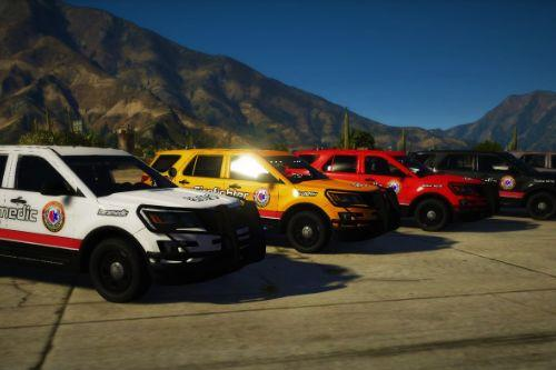 Ford Interceptor SUV [Add-On / Replace | FiveM | Liveries]