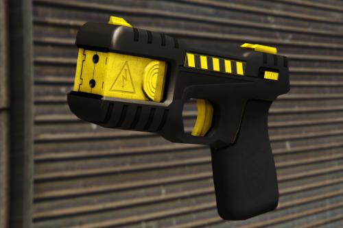 Non Lethal Stun Gun [.NET]