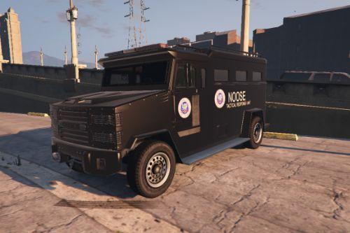 NOOSE Brute Riot Vehicle Texture