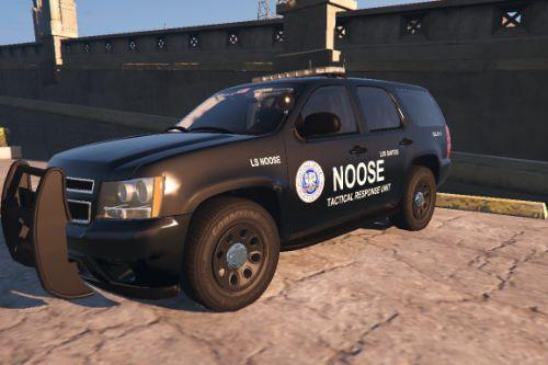 NOOSE Chevy Tahoe Vehicle Texture