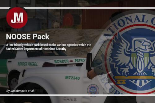 NOOSE Multi-Agency Pack  [Add-On | Lore Friendly | Soundbank ]