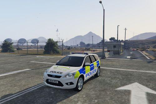 Norfolk and Suffolk Ford Focus Estate skin [ELS]