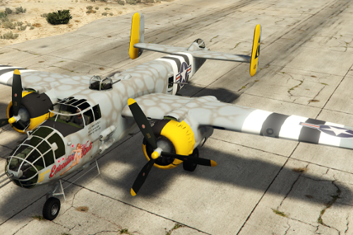 North American B-25 Mitchell [Add-On]