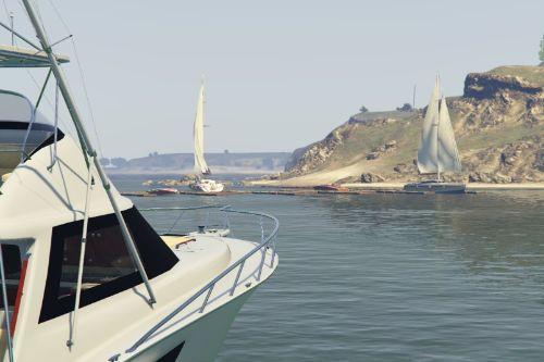 North Chumash Boat Marina (Menyoo/MapEditor/XML)