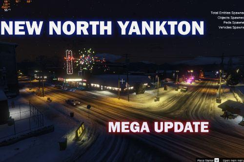 North Yankton Alive [Menyoo]