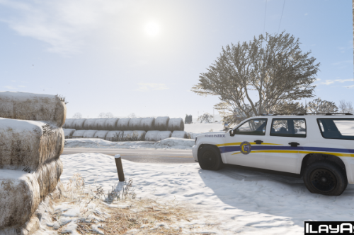 North Yankton State Patrol [Add-On]