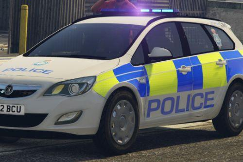 North Yorkshire Police - IRV Livery Pack for the Vauxhall Astra