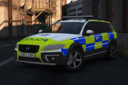 Northamptonshire Police - 2014 Volvo XC70 Pack [ELS]