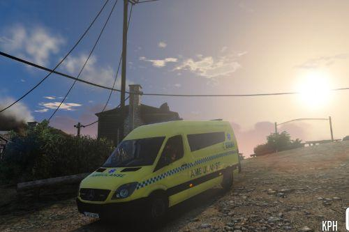 Norwegian Ambulance / Norsk Ambulanse (ELS)