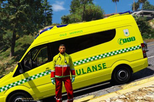 Norwegian Otaris Ambulance