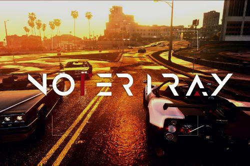 NOTER RAY Presets - Graphic Enhancer