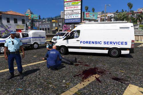 NSW Forensic Services