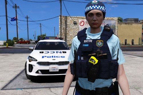 NSW Police FEMALE tac vest