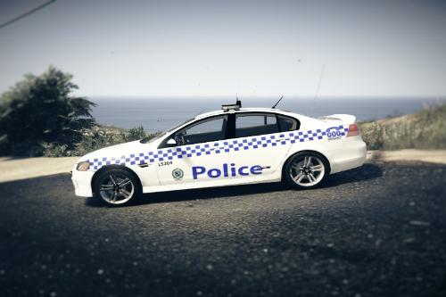 Australia NSW Police Highway Patrol