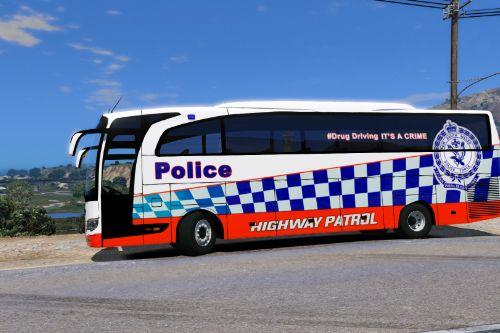 NSW Police RDT/RBT Bus