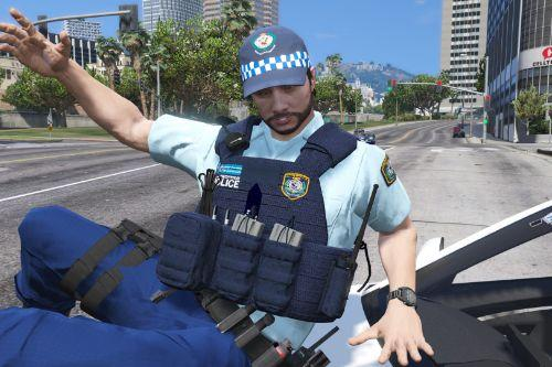 NSW Police Tactical Vests [eup]